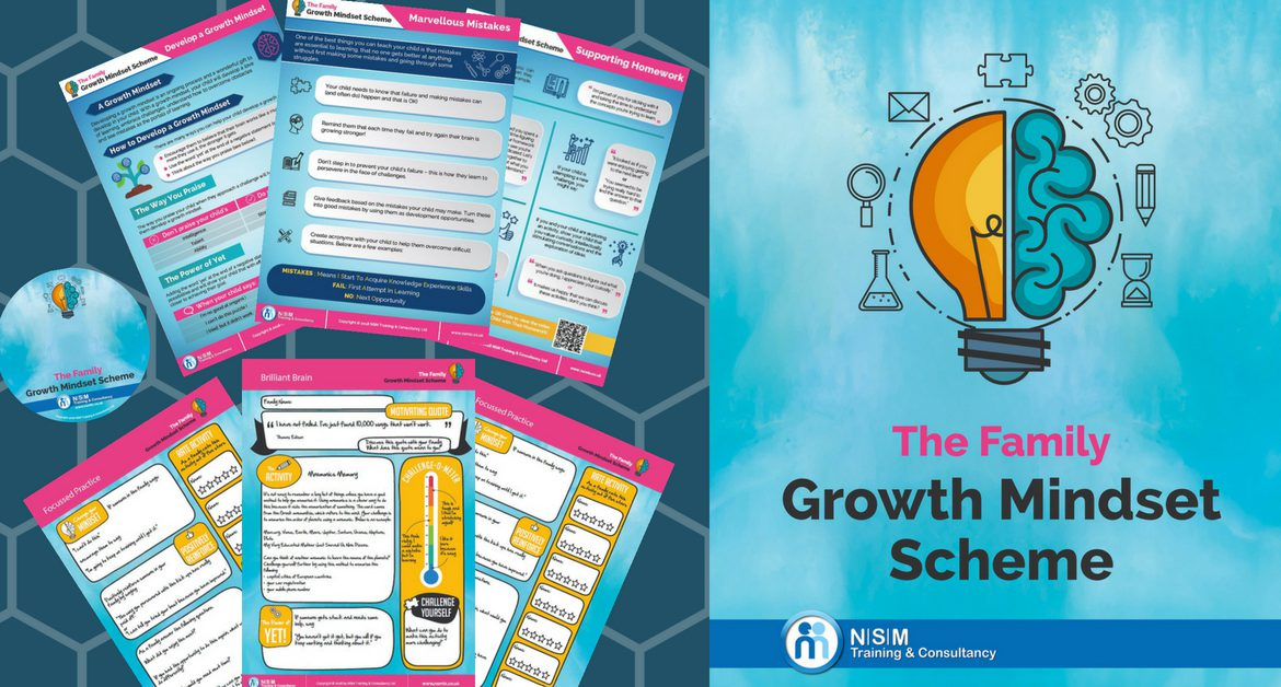 New: Family Growth Mindset Scheme Pack now available to buy!