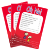 Positive Playtime Pads – Oh No!