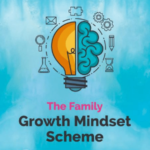 Family Growth Mindset Scheme Pack